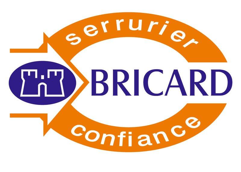 serrurerie cordonnerie port de bouc logo Bricard